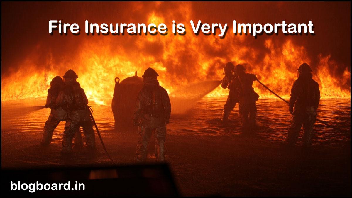 Fire Insurance क्याहै?